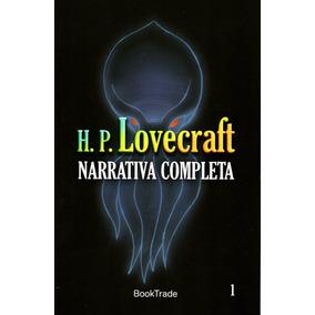 H P Lovecraft - Narrativa Completa - 3 Vol - Booktrade