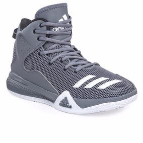 6198cb802 Zapatillas adidas Basquet Dt Bball Mid Gris Hombre Deporfan. 4 vendidos -  Capital Federal · adidas Basket Botas Dt Bbal Mid