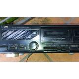 Deck Doble Casettero Jvc Td. W 118 Audio
