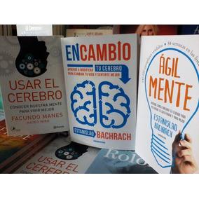 Pack 3 Libros Agilmente - Estanislao Bachrach - Pdf Digital