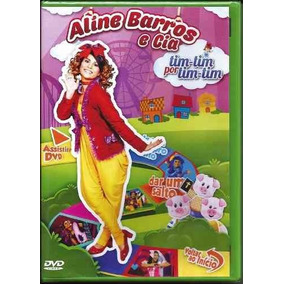 Aline Barros E Cia Dvd Tim-tim Por Tim-tim Original