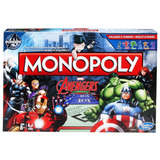 Monopolio Marvel Avengers (en Ingles) Xuruguay