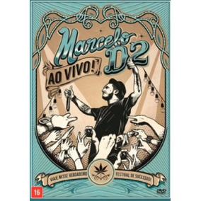 Marcelo D2 - Nada Pode Me Parar - Dvd