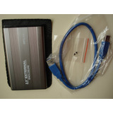 Carcaza D. Duro2.5 Sata 3.0 + Cable Lenovo L540 50.4lh09.002