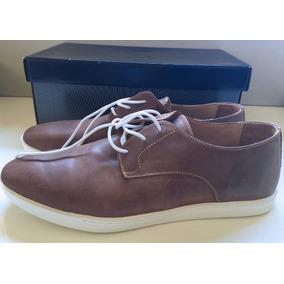 zapatos Nauticos Suela Blanca Color Marrón Marrón Color Ropa y Accesorios en 663d25
