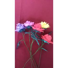 Moldes Para Hacer Flores En Goma Eva Otros en Mercado Libre Argentina