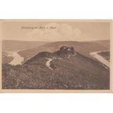 Postal Antigua Marienburg Bei Alf Mosel Sello Hotel1911