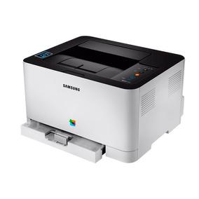 Impresora Láser Color Con Wifi Samsung Sl-c430w