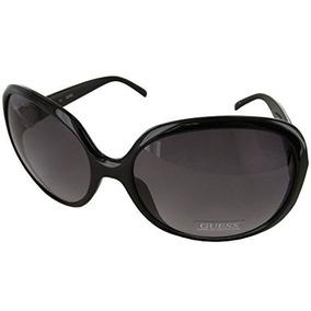Gafas Lentes De Sol Guess Guf246 Mujer 59mm Original Uv Gris