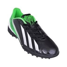 61d83ae013 Chuteira Society Adidas F5 Trx Tf Preta - Chuteiras no Mercado Livre ...