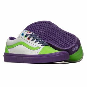 Tênis Vans Toy Story Buzz Lightyear * Promocão Relampago *