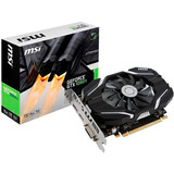 Tarjeta Video Msi Gamer Geforce Gtx 1050ti 4gb Ddr5 Tranza