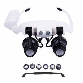 Oculos Com Lente De Aumento Lupa - Instrumentos Ópticos no Mercado ... db9b32e170