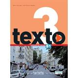 Texto 3 B1 Incluye Cd-rom Manuel Numérique. Original