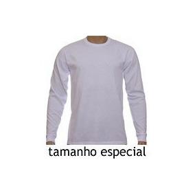 Camisa Térmica Com Proteção Solar Uv 50+ Plus Size G2 A G6 - R  86 ... f504fd63b412b