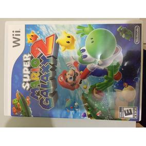 Super Mario Galaxy 2 - Americano Original -wii Wiiu
