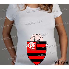 8f6d7df18d Gorro Para Bebe Flamengo - Camisetas no Mercado Livre Brasil