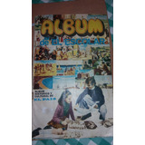 Antiguo Album Figuritas El Escolar Completo $ 150
