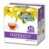 Pack De 2 Té De Hipérico Botica Del Señor 10 Saquitos