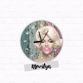 92e92e049a09 Reloj De Pared Moderno Decoracion - Relojes De Pared en Bs.As ...