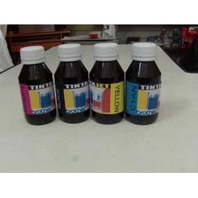 Tinta Para Impresoras Brother. Pack De 4. En 100 Ml C.u
