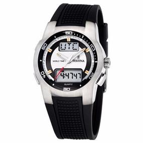 Reloj Festina Sport World Time Caballero F6738_a