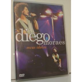 Diego Moraes Meus Ídolos Dvd