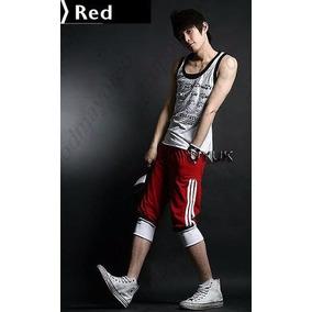 Pants 3/4 Moda Oriental Colores Talla Xs(16-18) S,m,l 28-34
