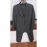 Trajecito De Blazer Y Pantalón De Vestir Argentino