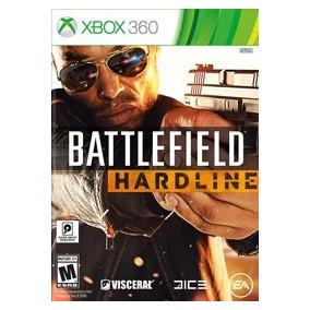 Jogo Xbox 360 Battlefield Hardline Português