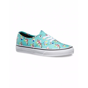 vans authentic turquesa