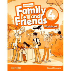 Family And Friends 4 - Workbook - 2nd Edition - Oxford