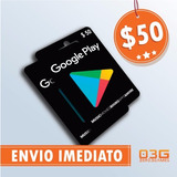 964e7d05fe03 Google Play Gift Card   10 (usa) - Outros no Mercado Livre Brasil