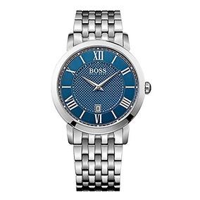 f571e3934269 Reloj De Pulsera De Acero Inoxidable De Los Hombres De Hugo