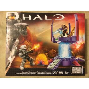 Halo Mega Blocks! Torre De Vigilancia. Envío Gratis