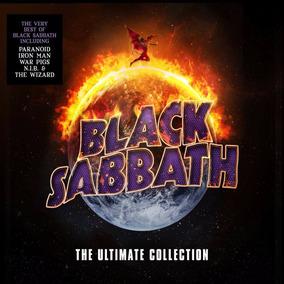Black Sabbath The Ultimate Collection 4 Vinilos Nuevos Impor