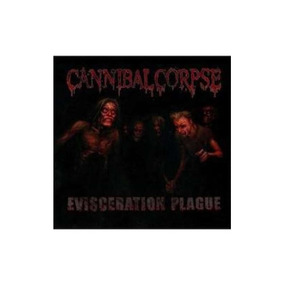 Cannibal Corpse Evisceration Plague Cd + Dvd Novo