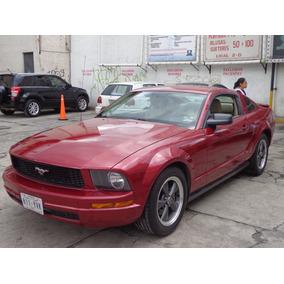 Vendo Mustang 2007 Coupe V6 Automatico