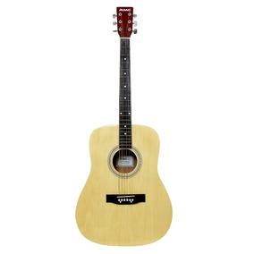 Guitarra Texana Acústica Rmc Color Natural