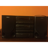 Equipo De Música Sony Fh-b711