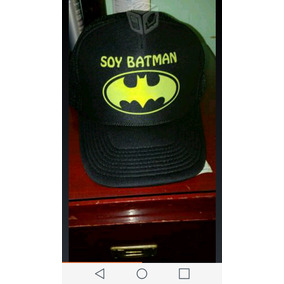 Gorra Batman Tipo Trailero