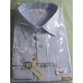 78f28454bbfe5 Camisa Social Raphy Work Maquinetado Manga Longa - Camisas no ...