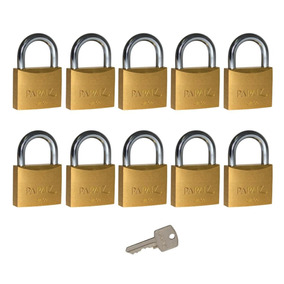 6c74676032 Cadeado 70mm Mesmo Segredo - Segurança para Casa no Mercado Livre Brasil