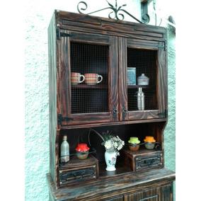 Alacena Colgante Para Cocina - Muebles Antiguos en Mercado Libre Uruguay