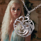Colgante Importado Game Of Thrones | Targaryen | Khaleesi