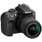 Nikon D3400 / Bluetooth / 16gb Incluida / Mejor D3300 D5300