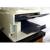 Copiadora Laser\fax Multyfuncional Central Fax Sharp Fo-470