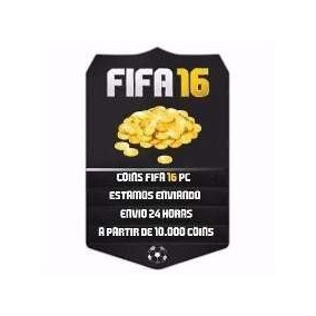 Coins Fifa 16 Pc Mais Barato Do Mercado