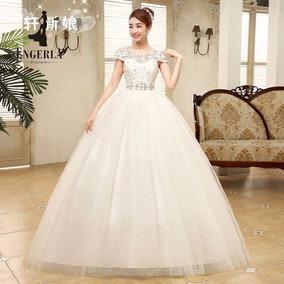 Vestido Novia Lagunilla Strapless - Vestidos de Novia Largos de ... 9f46976a0d27