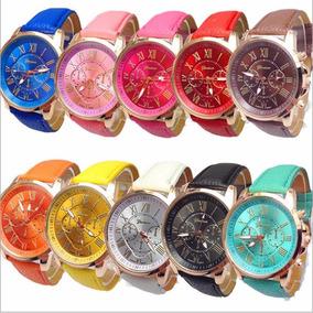 7364b1662a25 Reloj Geneva Hombre Baratos - Reloj de Pulsera en Mercado Libre México